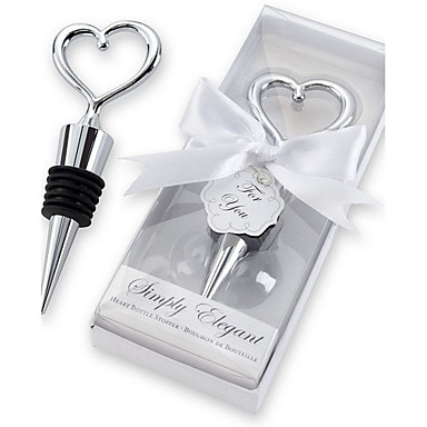 cheap Wedding Favors-Non-personalized Material / Chrome Bottle Stoppers / Others / Bottle Favor Beach Theme / Garden Theme / Vegas Theme Bottle Favor