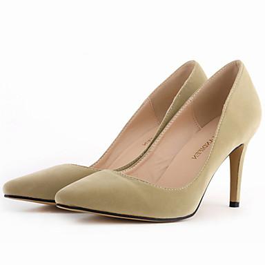 Avokkaat - Piikkikorko - Naisten kengät - Kangas - Musta / Sininen / Keltainen / Vihreä / Violetti / Punainen / Valkoinen / Oranssi -Puku