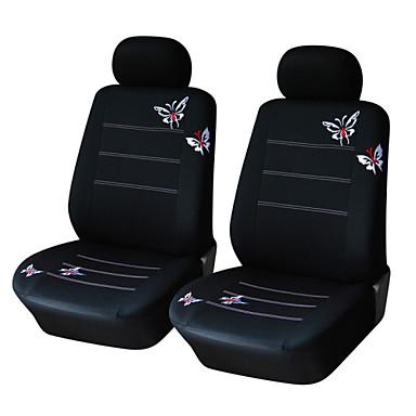 voordelige Auto-interieur accessoires-Auto-stoelhoezen Stoel hoezen tekstiili Standaard Voor Volvo / Volkswagen / Toyota