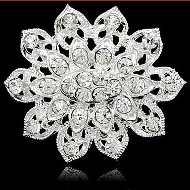 Pentru femei Perle / Ștras Broșe - Modă Argintiu Broșă Pentru Zilnic