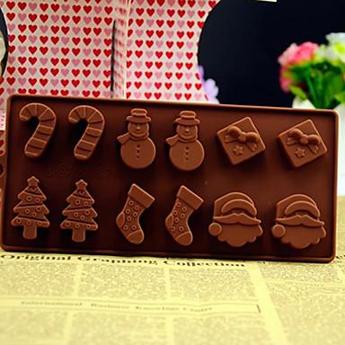 Bakeware verktøy Plast GDS Kake Cake Moulds 1pc