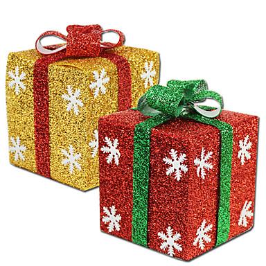 väri satunnainen joulukoristeita lahjoja rooli ofing joulukuusi koriste joululahja tonttulakki