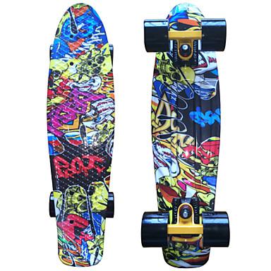 Standard Skateboards PP (Polypropylene) Cool Skulls