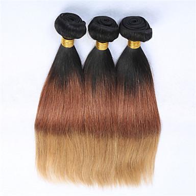Ombre Brazil haj Ravno 3 darab haj sző