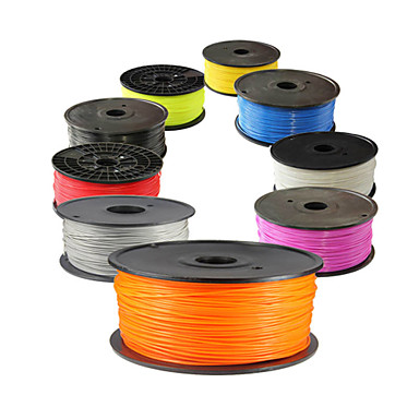 Geeetech Consumable 1.75Mm 3.0Mm Abs Wire For 3D Printer Multi Color