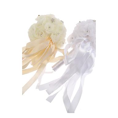 Düğün Çiçekleri Buketler Düğün Tül 11.42