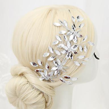 Kristal Yapay Elmas alaşım - Headbands 1 Düğün Özel Anlar Başlık