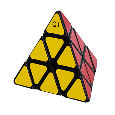 Rubiks kube Pyramid 3*3*3 Glatt Hastighetskube Magiske kuber Kubisk Puslespill profesjonelt nivå Hastighet Gave Klassisk & Tidløs Jente