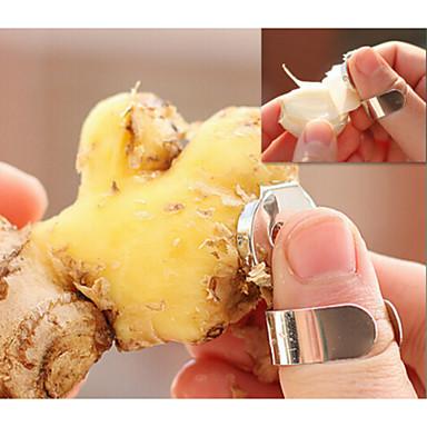 Fruits and Vegetables  Skinner Ginger Garlic Scratcher Potato Peeler Multifunction Parer