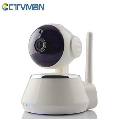 ctvman IP kamera wifi 720p-támogatás kétirányú hangátvitel beszélni SD kártyahely p2p ONVIF otthoni biztonsági kamera