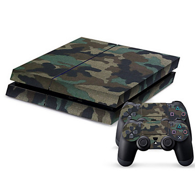B-SKIN PS4 PS / 2 Sticker For PS4 ,  Novelty Sticker PVC 1 pcs unit