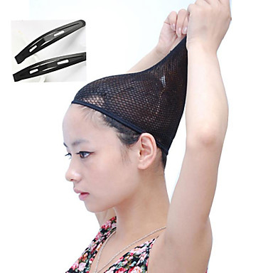 Acrylic Wig Caps Scalp Protective Shields Wig Accessories
