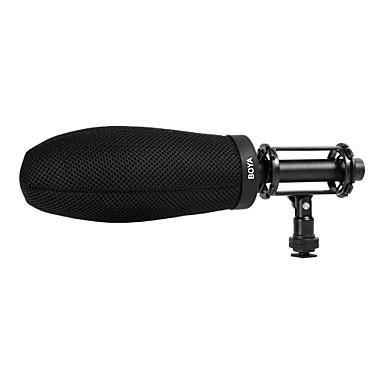 Boya by-t160 belső mélysége 160mm szakmai szélvédő puskamikrofon