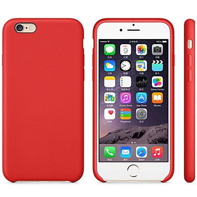 Kompatibilitás iPhone 8 iPhone 8 Plus iPhone 7 iPhone 7 Plus iPhone 6 iPhone 6 Plus iPhone 5 tok tokok Ütésálló Hátlap Case Tömör szín
