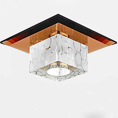 Modern/Çağdaş / Geleneksel/Klasik / Köy/Kırsal / Tiffany / Eski Tip / Retro / El Feneri / Ülke Kristal / LED Kristal Sıva Altı Monteli