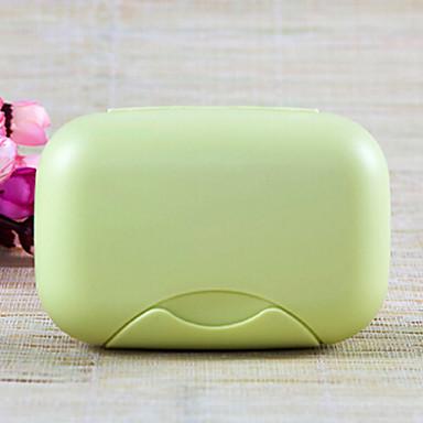 Plastic Soap Dish Travel Storage Toiletries
