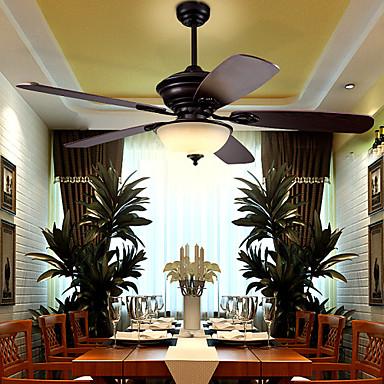 max18w Mennyezeti ventilátor ,  Hagyományos/ Klasszikus Mások Funkció for LED FémNappali szoba / Hálószoba / Étkező / Konyha /