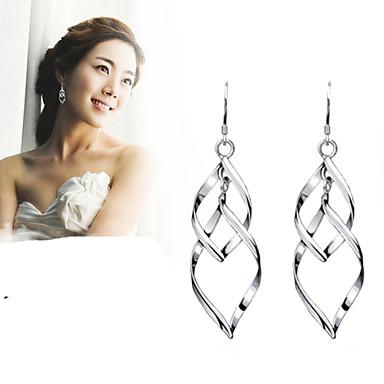 Women's Tassel Drop Earrings - Pearl Fashion For Daily