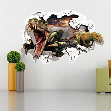 Životinje Mrtva priroda Moda Oblici Vintage Odmor Slobodno vrijeme Fantazija Zid Naljepnice 3D zidne naljepnice Dekorativne zidne