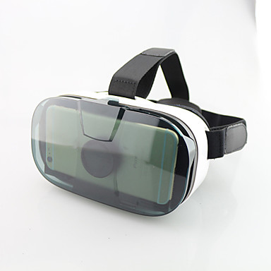 Fiit VR Virtual Reality 3D Glasses Headset Head Mount Video Helmet For 4.0-6.5