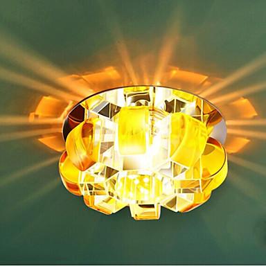 3 W 12*4.5Cm Crystal  Lamp Smd Led CreativeTube  Spotlight Absorb Dome Light