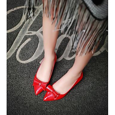 y Bajo Trabajo Tacón Blanco Rojo Mujer Semicuero Rosa 04796084 Oficina PuntiagudosExterior Negro Casual 5CqIfwac