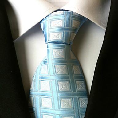 Solmio - Polyesteri , Ruudukko , Sininen