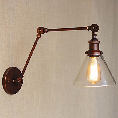 Duvar ışığı Ortam Işığı Swing Kol Işıkları 40 W 110V / 110-120V / 220-240V E26 / E27 Köy / Kırsal Diğerleri