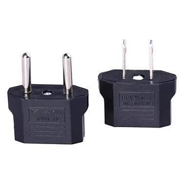 meitä socket eu plug verkkolaite pistoketta eu socket meille plug verkkolaite pistoke (2 kpl)