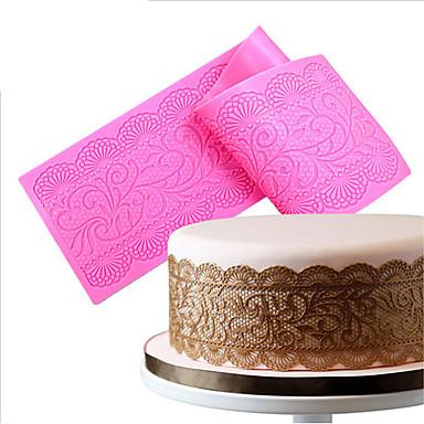 Backwerkzeuge Silikon Umweltfreundlich / nicht-haftend Kuchen / Cupcake / Obstkuchen Backform