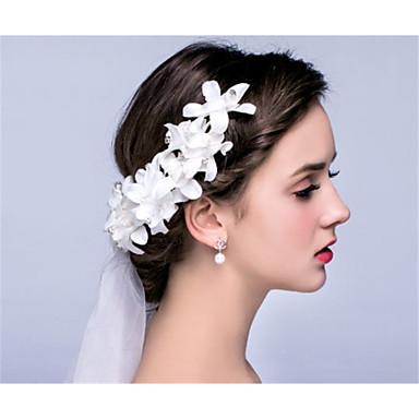 Stirnbänder Haarschmuck Acryl Perücken Accessoires Damen Stück 11-20cm cm