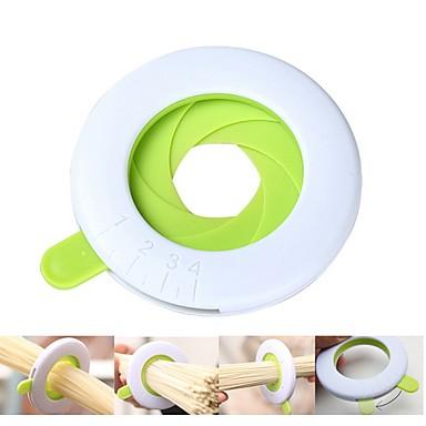 holdbar justerings disk nudler komponentvelger spaghetti kompass pasta kutter måleverktøy