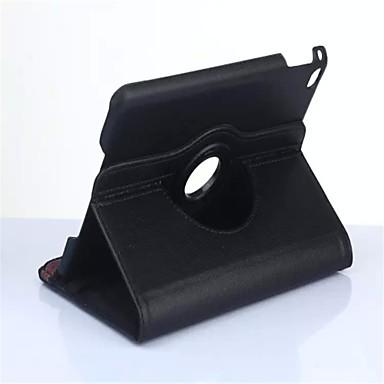 Capinha Para iPad Air 2 Com Suporte Origami Rotação 360° Capa Proteção Completa Côr Sólida PU Leather para iPad Air 2