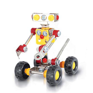 3D puzzle Metalne puzzle Igračke za kućne ljubimce Roboti Metal 89 Komadi