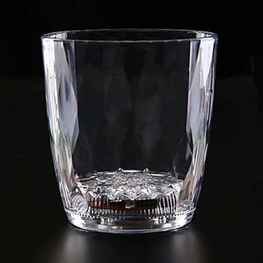 The New Light Brick, Water Induction Water Cube Cup Into The Water That Bright luminous Cup