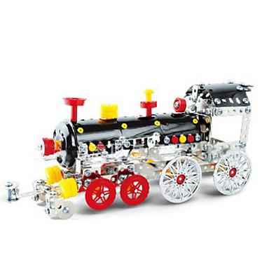 voordelige 3D-puzzels-3D-puzzels Metalen puzzels Speelgoedauto's Trein Speeltjes Trein 353 Stuks