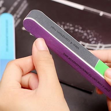 voordelige Nagelgereedschap & Apparatuur-Amaril / Sieni Bufferblokken Voor Vingernagel Ministijl Nagel kunst Manicure pedicure Eenvoudig