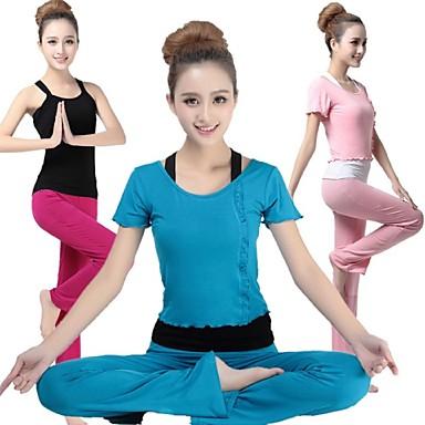 Jooga Vaatesetit Hengittävä Pehmeys Venyvä Nettikauppa Naisten Jooga Pilates