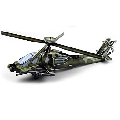 3D palapeli Paperimalli Helikopteri Hauska Paperi Klassinen