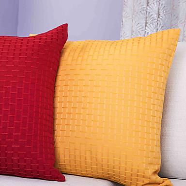 Polyesteri Tyynynpäälinen,Geometrinen Moderni/nykyaikainen / Rento