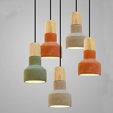 Mini Privjesak Svjetla Downlight - Mini Style, Bulb Included, 110-120V / 220-240V, Meleg fehér / Bijela, Bulb Included / 10-15㎡