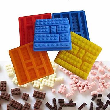 Bakeware verktøy Silikon Nytt Design / Kreativ / GDS Sjokolade / Is / For Iskrem Cake Moulds 1pc