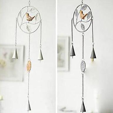ou, takorauta hartsi, lintu tuulikello kotitalouksien koristelu japanilainen metalli tuulikello