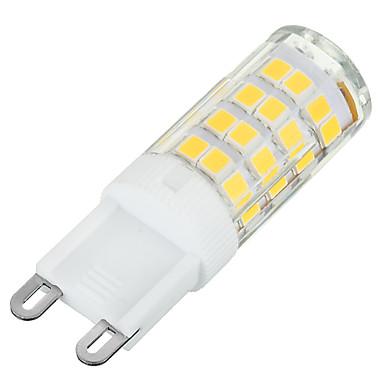 3W G9 Luminárias de LED  Duplo-Pin Encaixe Embutido 51 LEDs SMD 2835 Decorativa Branco Quente Branco Frio 150-250lm 3500/6500K AC 220-240