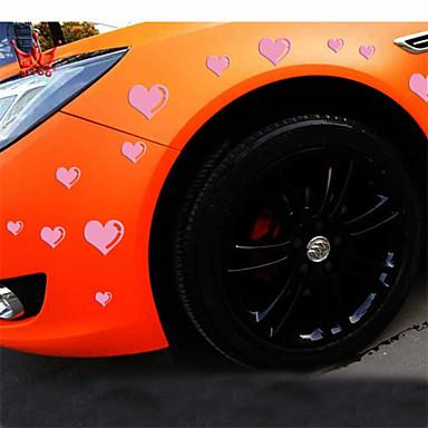 אישיות אהבה מדבק לרכב רומנטי רעיוני (15pcs / סט)