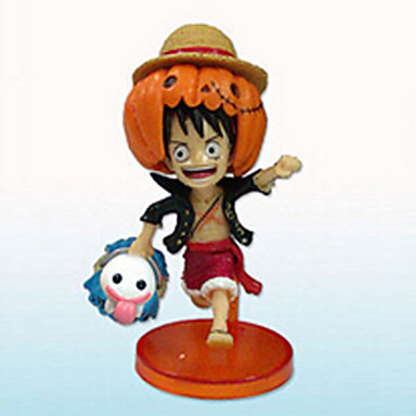 Anime Akcijske figure Inspirirana One Piece Cosplay PVC 10 CM Model Igračke Doll igračkama