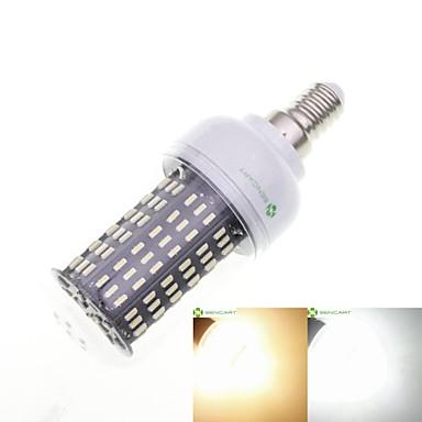 12W E14 / GU10 / B22 / E26 / E26/E27 LED-maissilamput Upotettu jälkiasennus 138 SMD 4014 900-1200 lm Lämmin valkoinen / Kylmä valkoinen