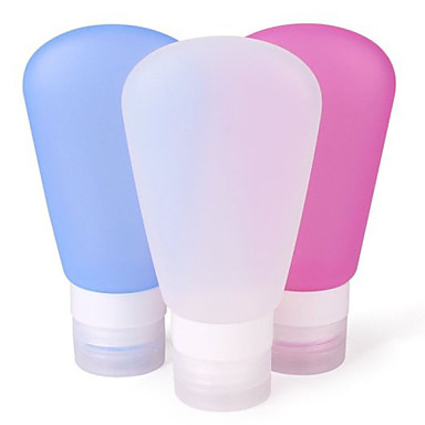 Kosmetik-Flaschen Aufbewahrung für Make-Up Others Silikon