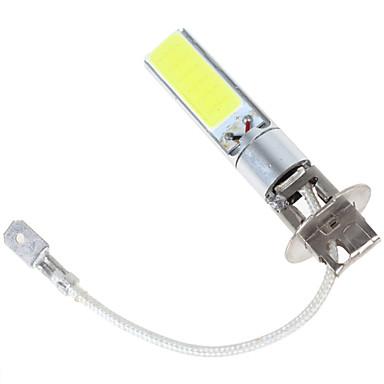 2 kom 12V 80W klip je vodio h3 car vodio svjetlo za maglu automobila visoke žarulje grede niska auto žarulje kratkog svjetla