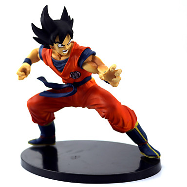 Anime Action Figurer Inspirert av Dragon Ball Son Goku PVC 15 cm CM Modell Leker Dukke